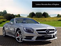 Used Mercedes SL350 SL CLASS AMG Sport 2dr Auto