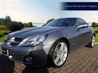 Used Mercedes SLK-Class SLK 200K 2dr Tip Auto