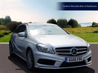 Used Mercedes A200 A CLASS [2.1] CDI AMG Sport 5dr Auto