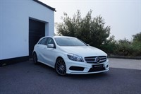 Used Mercedes A220 A CLASS CDI BlueEFFICIENCY AMG Sport 5dr Auto
