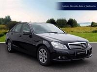 Used Mercedes C180 C CLASS BlueEFFICIENCY SE 4dr Auto