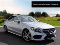 Used Mercedes C200 C CLASS BlueTEC AMG Line Premium 4dr Auto