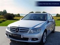 Used Mercedes C200 C-Class CDI BlueEFFICIENCY Executive SE 4dr Auto