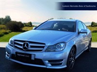 Used Mercedes C220 C-Class CDI BlueEFFICIENCY AMG Sport Plus 2dr Auto