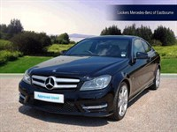 Used Mercedes C220 C-Class CDI BlueEFFICIENCY AMG Sport 2dr Auto