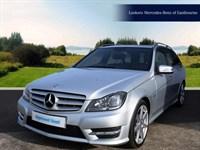 Used Mercedes C220 C-Class CDI BlueEFFICIENCY Sport 5dr Auto