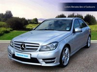 Used Mercedes C220 C-Class CDI BlueEFFICIENCY Sport 4dr Auto