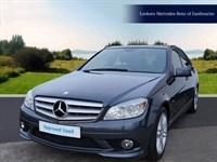 Used Mercedes C220 C-Class CDI BlueEFFICIENCY Sport 4dr Auto