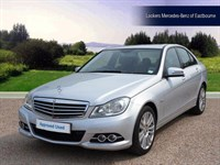 Used Mercedes C220 C-Class CDI BlueEFFICIENCY Elegance 4dr Auto