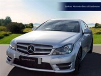 Used Mercedes C250 C-Class CDI BlueEFFICIENCY AMG Sport Plus 2dr Auto