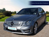 Used Mercedes C250 C-Class CDI BlueEFFICIENCY Sport 4dr Auto