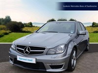 Used Mercedes C63 AMG C-Class Edition 125 4dr Auto