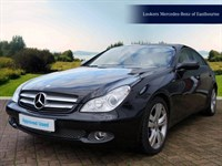 Used Mercedes CLS350 CLS-Class CDI 4dr Tip Auto