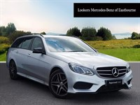 Used Mercedes E220 E CLASS BlueTEC AMG Night Edition 5dr 7G-Tronic