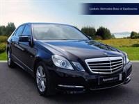 Used Mercedes E220 E CLASS CDI BlueEFFICIENCY Executive SE 4dr Tip Auto