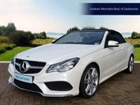 Used Mercedes E350 E-Class CDI BlueTEC AMG Sport 2dr 7G-Tronic