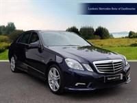 Used Mercedes E350 E CLASS CDI BlueEFF [265] Sport Ed 125 4dr Tip Auto