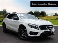 Used Mercedes GLA220 GLA CLASS CDI 4Matic AMG Line 5dr Auto [Pre Plus]