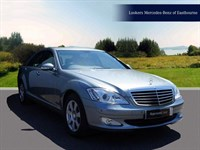 Used Mercedes S320 S CLASS CDi 4dr Auto