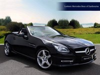 Used Mercedes SLK250 SLK CLASS CDI BlueEFFICIENCY AMG Sport 2dr Tip Auto