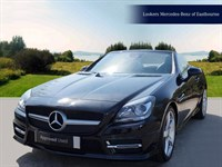 Used Mercedes SLK350 SLK CLASS BlueEFFICIENCY AMG Sport 2dr Tip Auto