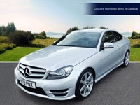 Used Mercedes C220 C-Class CDI AMG Sport 2dr Auto [Comand]
