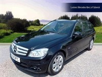 Used Mercedes C220 C-Class CDI BlueEFFICIENCY Executive SE 5dr Auto