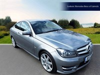 Used Mercedes C250 C CLASS CDI BlueEFFICIENCY AMG Sport 2dr Auto