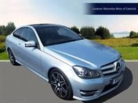 Used Mercedes C250 C CLASS CDI BlueEFFICIENCY AMG Sport Plus 2dr Auto