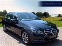 Used Mercedes E220 E CLASS BlueTEC SE 4dr 7G-Tronic