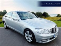Used Mercedes S350L S CLASS CDi BlueTEC 4dr Auto [Start Stop]