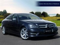 Used Mercedes C180 C CLASS [1.6] BlueEFFICIENCY AMG Sport 2dr Auto