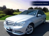 Used Mercedes C200 C-Class CDI BlueEFFICIENCY Executive SE 4dr Auto