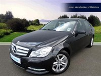 Used Mercedes C220 C-Class CDI BlueEFFICIENCY Executive SE 4dr Auto