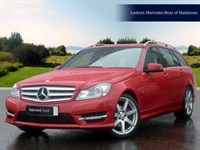 Used Mercedes C250 C-Class CDI BlueEFFICIENCY Sport 5dr Auto