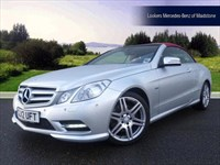 Used Mercedes E350 E-Class CDI BlueEFFICIENCY [265] Sport 2dr Tip Auto