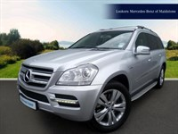 Used Mercedes GL350 GL-Class CDI BlueEFFICIENCY [265] 5dr Tip Auto