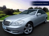 Used Mercedes S350 S-Class CDi BlueEFFICIENCY 4dr Auto