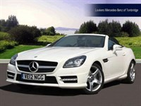Used Mercedes 250 SLK-Class CDI BlueEFFICIENCY AMG Sport 2dr Tip Auto