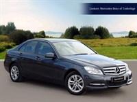 Used Mercedes C200 C CLASS CDI BlueEFFICIENCY Executive SE 4dr Auto