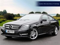 Used Mercedes C250 C-Class CDI BlueEFF AMG Sport Edition 125 2dr Auto