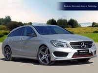 Used Mercedes CLA250 CLA CLASS Engineered by AMG 4Matic 5dr Tip Auto