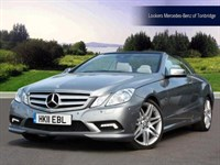 Used Mercedes E350 E-Class CDI BlueEFFICIENCY Sport 2dr Tip Auto
