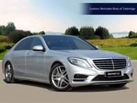 Used Mercedes S350L S CLASS BlueTEC AMG Line 4dr Auto [Executive]