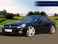 Used Mercedes SL350 SL-Class 2dr Tip Auto