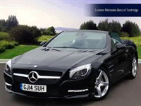 Used Mercedes SL350 SL-Class AMG Sport 2dr Auto