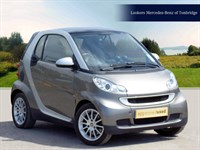 Used Smart Car Fortwo Coupe CDI Passion 2dr Softouch Auto [Luxury Pack] [2010]