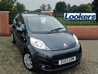 Used Peugeot 107 Active 5dr 2-Tronic