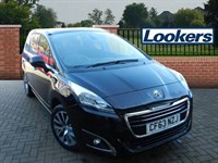 Used Peugeot 5008 HDi 163 Allure 5dr Auto