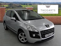 Used Peugeot 3008 e-HDi 112 Sport 5dr EGC